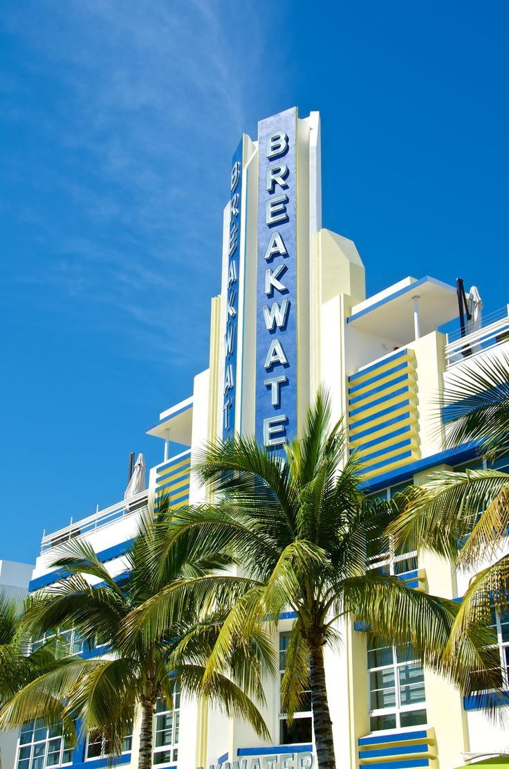 213 Best Images About South Beach