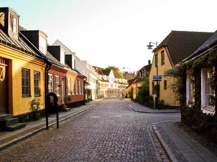 Lund, Sweden. Lovely city!