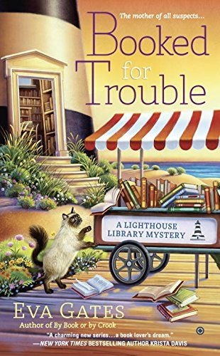 Booked for Trouble: A Lighthouse Library Mystery by Eva Gates http://www.amazon.com/dp/045147094X/ref=cm_sw_r_pi_dp_H-3.ub0BP6V28