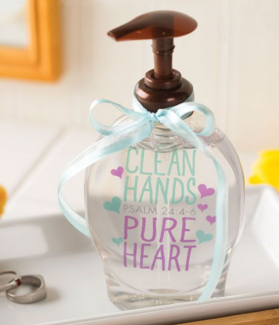 Personalized Soap Dispensers | Group