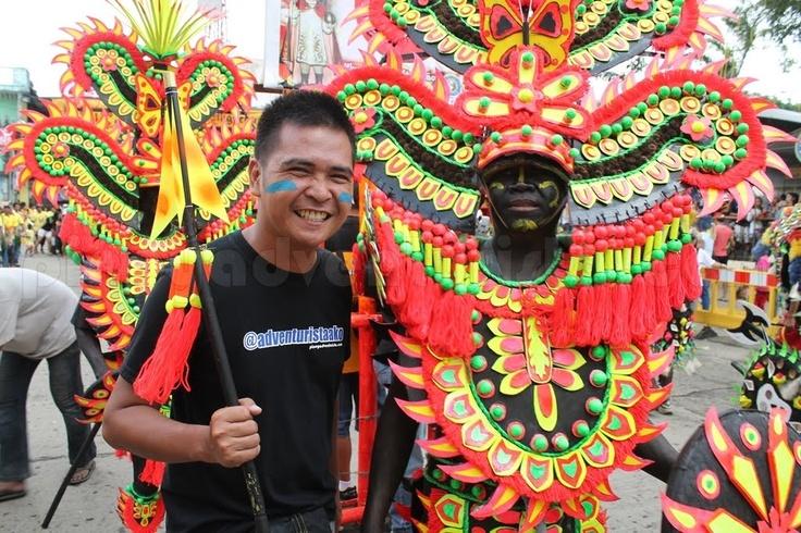 Pinoy Festivals: Hala Bira! Pwera Pasma! Viva Senyor Santo Niño!!! My Kalibo Ati-Atihan Festival 2013 Experience ~ Pinoy Adventurista | your next ultimate adventure starts here