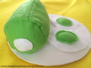sam i am green eggs and ham sewing pattern | All Things Dr. Seuss-Green Eggs and…