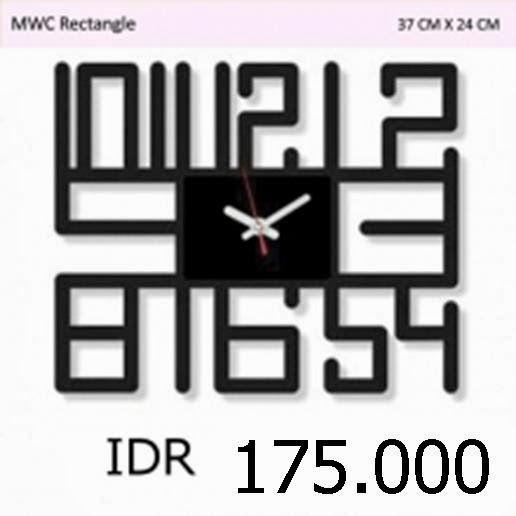 MWC Retagle - GALLERY JAM DINDING UNIK