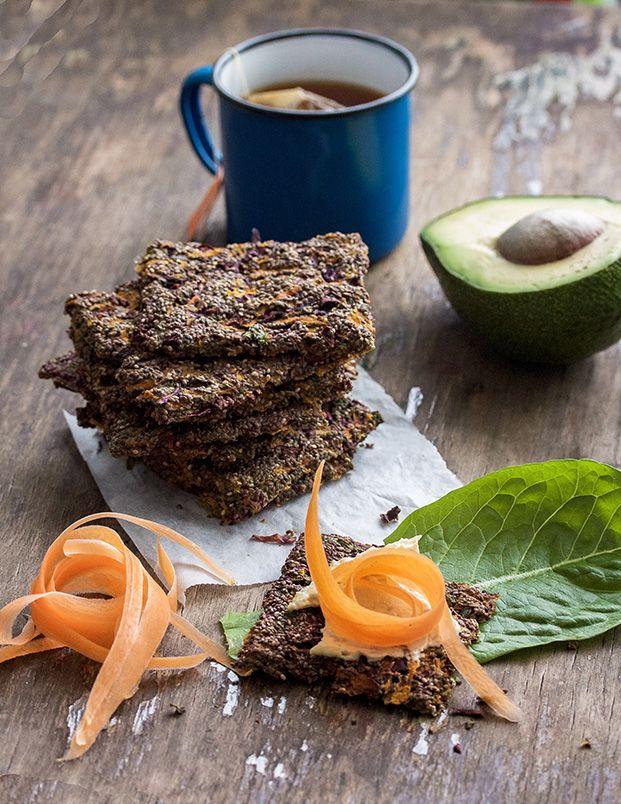 Chia-vegenäkkärit - CocoVi Superfoods – Suomen Suosituimmat Superfoodit - CocoVi Superfoods – Suomen Suosituimmat Superfoodit