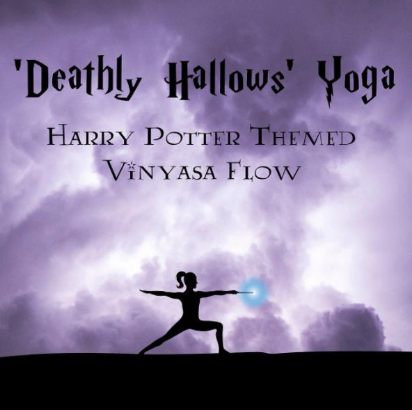 You might need Harry Potter yoga. | Harry Potter Yoga Is A Thing And You'll Want To Apparate There Right Away