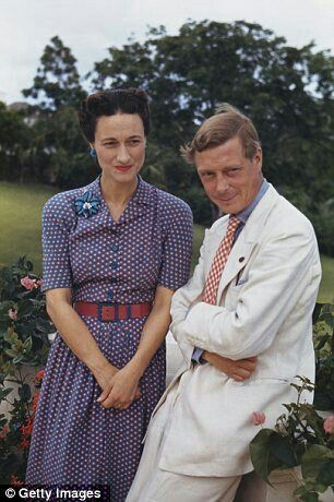 """King Edward VIII just wanted a happy life with his beloved, the bewitching American divorcée Wallis Simpson. British law didn't allow for such a marriage. Edwardgave up the throneof England in December of 1936. """"I have found it impossible,"""" he said in a radio address to the nation, """"to carry the heavy burden of responsibility and to discharge my duties as King as I would wish to do without the help and support of the woman I love."""""""