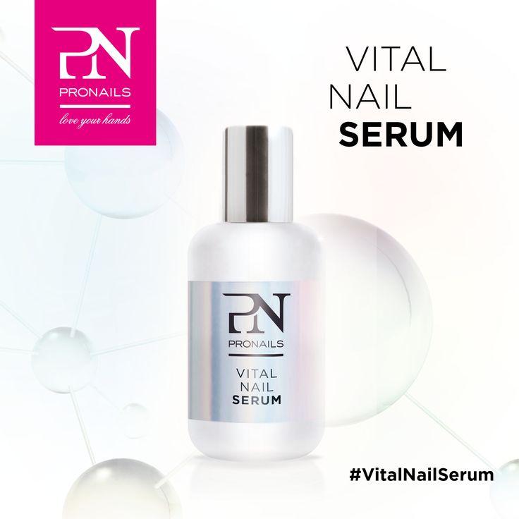 #VitalNailSerum, il trattamento naturale che ripara, protegge e rigenera le unghie in un unica soluzione.  #pronailsitalia #pronails #vitalnailserum #loveyourhands #sopolish