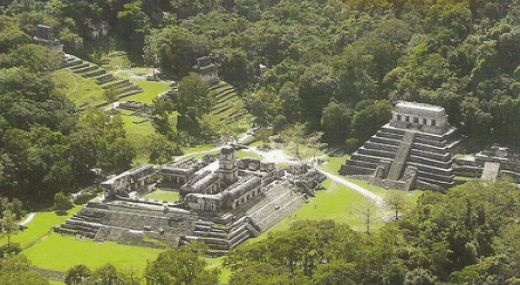 Pre-Hispanic City and National Park of Palenque, State of Chiapas, Municipality of Palenque, Mexico. Inscription in 1987. Criteria: (i)(ii)(iii)(iv)