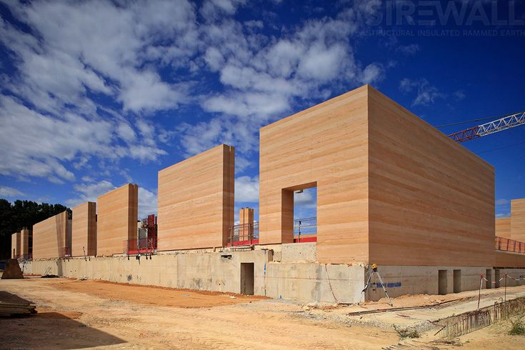 MuRéNa History Museum, France, Foster + Partners architects – SIREWALL | Structural Insulated Rammed Earth