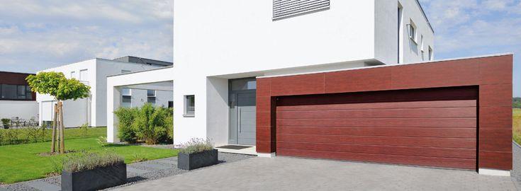 Garagen-Sectionaltore :-(
