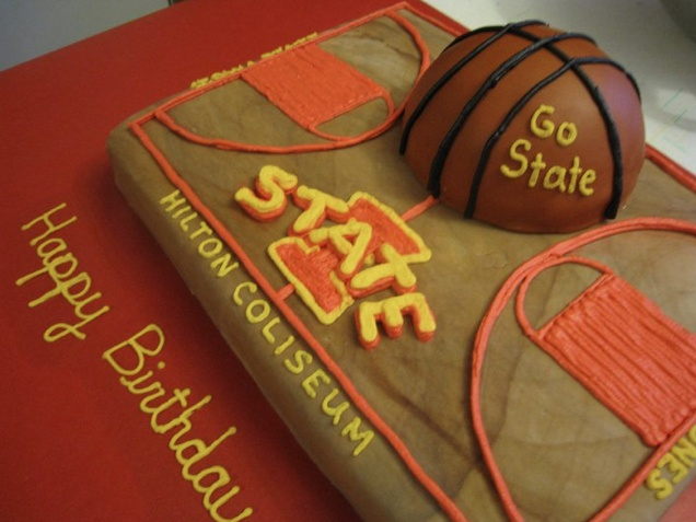 Happy birthday to a big ISU basketball fan!