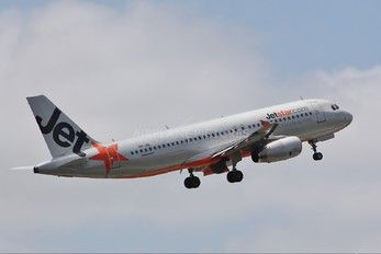 VH-JQL - Jetstar Airways Airbus A320 photo (1674 views)