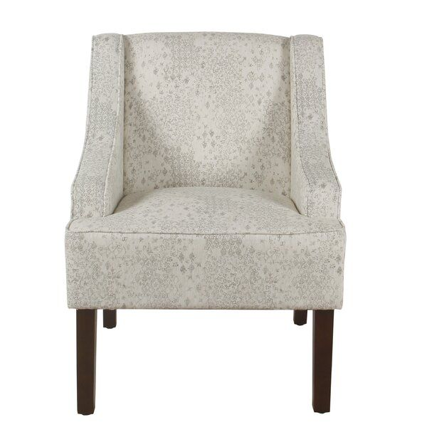 Galles Armchair Accent Chairs Homepop Accent Arm Chairs