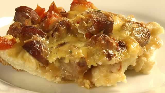 Breakfast casserole, Casseroles and Breakfast on Pinterest