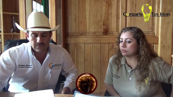 ENRIQUE LUJAN ALVAREZ, PRESIDENTE MUNICIPAL DE GALEANA