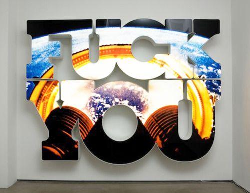 Doug Aitken american artist from California, Last Blast, 2008