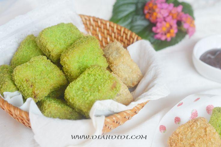 Diah Didi's Kitchen: Nugget Pisang