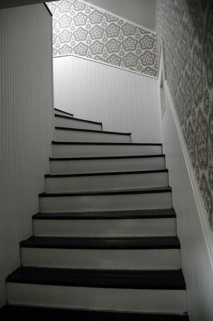 RMT rappuset, stairs