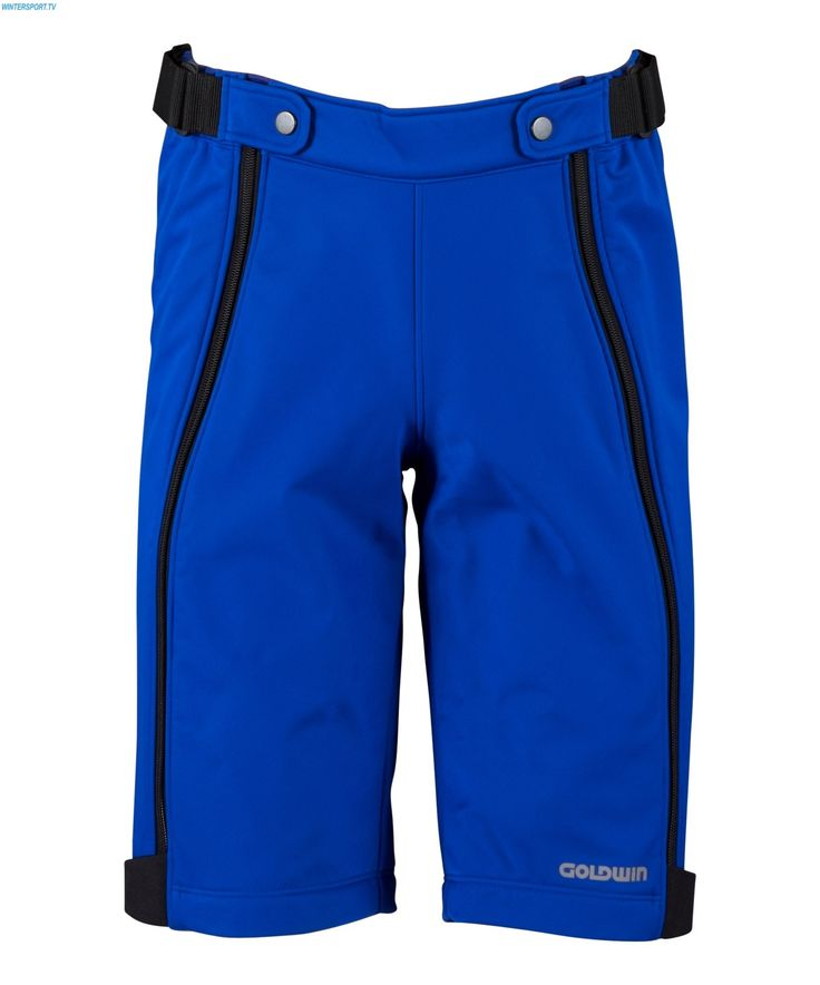 Goldwin Sweden Training Short Pant - Adria Blue