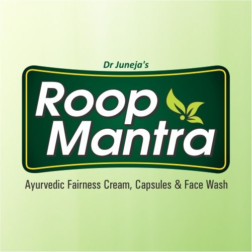 Roop  Mantra Ayurvedic Fairness Cream & Capsule & Herbal face Wash