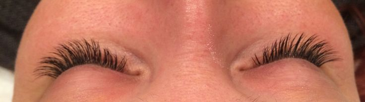 Misencil Eyelash Extensions Done at Ooh, La, La Boutique,  On Main Street East in Milton. Done By Jayme!