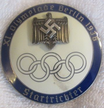 Mouse over image to zoom 1936-BERLIN-OLYMPIC-JUDGE-PIN-German-WW2-Judge-039-s-Badge-OLYMPICS  1936-BERLIN-OLYMPIC-JUDGE-PIN-German-WW2-Judge-039-s-Badge-OLYMPICS  1936-BERLIN-OLYMPIC-JUDGE-PIN-German-WW2-Judge-039-s-Badge-OLYMPICS  1936-BERLIN-OLYMPIC-JUDGE-PIN-German-WW2-Judge-039-s-Badge-OLYMPICS Have one to sell? Sell it yourself 1936 BERLIN OLYMPIC JUDGE PIN - German WW2 - Judge's Badge - OLYMPICS