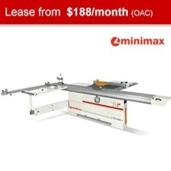 SCM Minimax S315 Elite S Sliding Table Saw