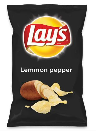 Wouldn't Lemmon pepper be yummy as a chip? Lay's Do Us A Flavor is back, and the search is on for the yummiest flavor idea. Create a flavor, choose a chip and you could win $1 million! https://www.dousaflavor.com See Rules.