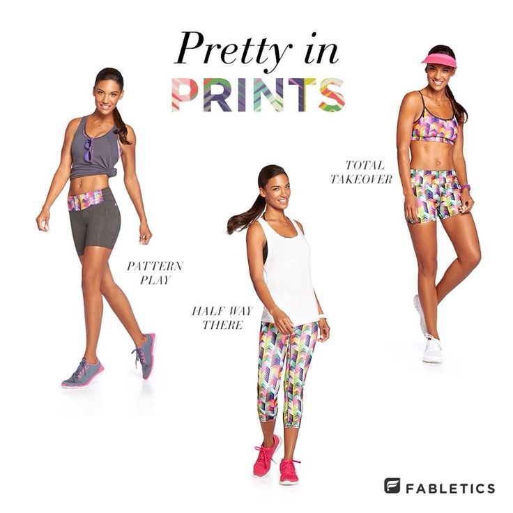 Pretty in Prints :)