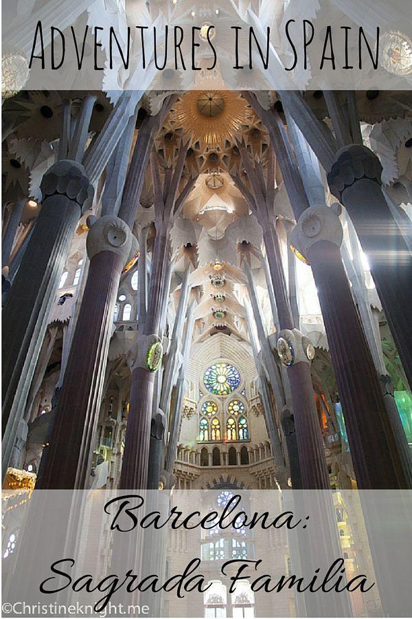 Sagrada Familia With Kids via christineknight.me