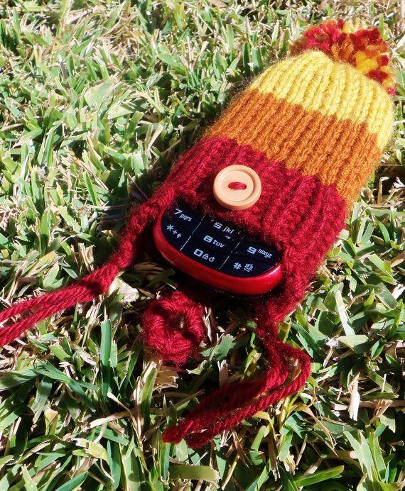Phone cosy (firefly)
