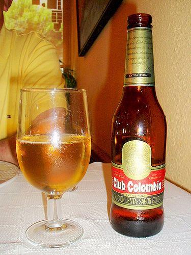 Colombian beer