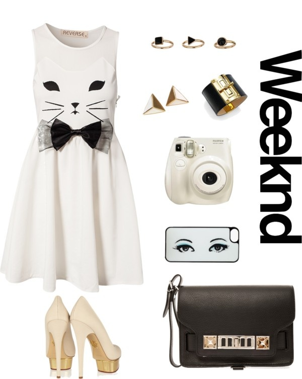 """#12 weeknd"" by brendazhuo on Polyvore"