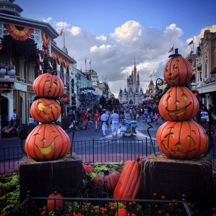 Image result for disney world halloween pinterest