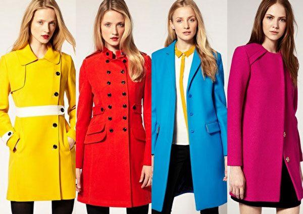 woman winter 2016 fashion color pin it!