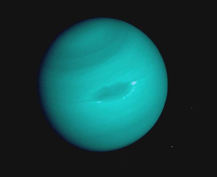 O que você sabe sobre Urano? Mate sua curiosidade sobre este planeta misterioso - Fotos - R7 Tecnologia e Ciência