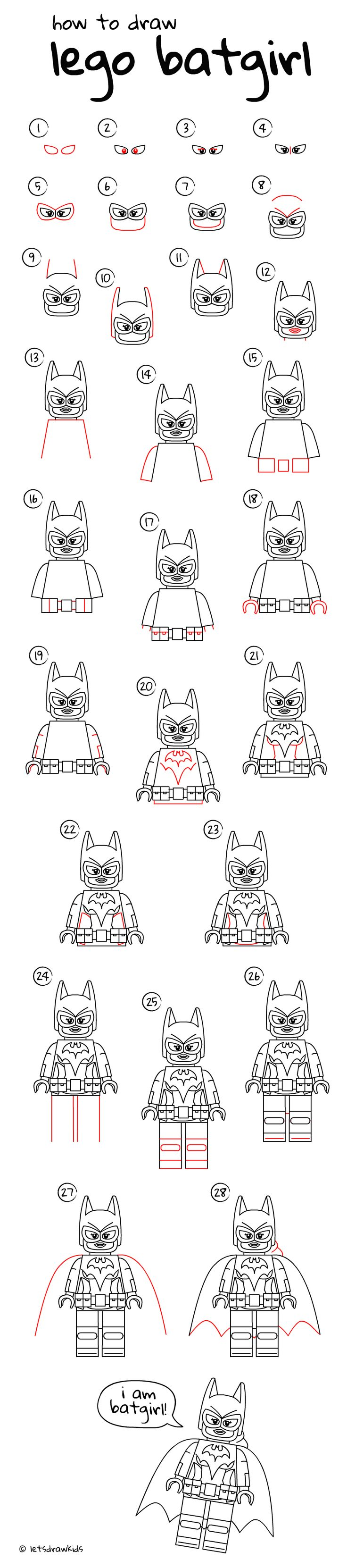 the 25 best how to draw batman ideas on pinterest lego batman