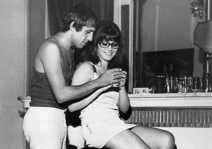 Адриано Челентано и Клаудиа Мори : 50 лет вместе