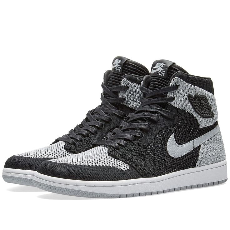 NIKE JORDAN BRAND NIKE AIR JORDAN 1 RETRO HIGH FLYKNIT. #nikejordanbrand  #shoes #