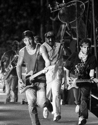 Bruce Springsteen In Focus 1980-2012. August 30, 1985: Giants Stadium, East Rutherford, NJ