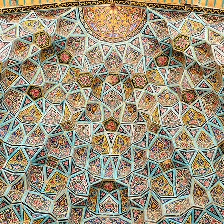 Best Islamic Geometry And Decoration Images On Pinterest - Carved wood lace like lighting design inspired islamic decoration patterns