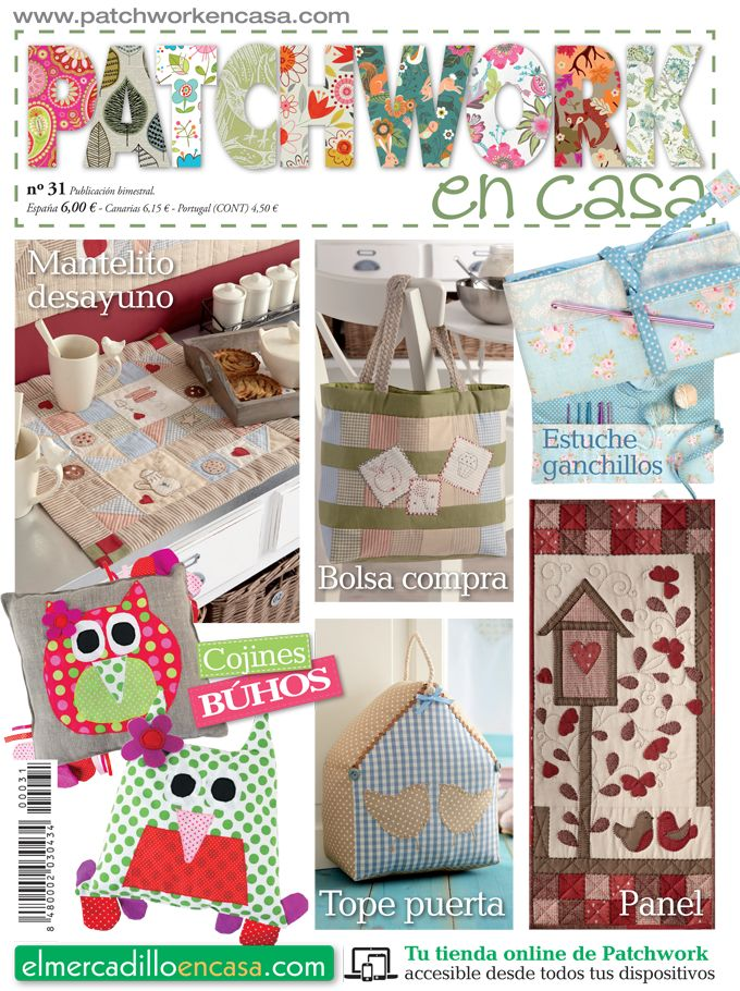 Patchwork en Casa - Patchwork with Love: Patchwork en Casa 31