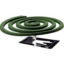 Best product I've found for keeping mosquitoes away!!! COLEMAN MOSQUITO COIL