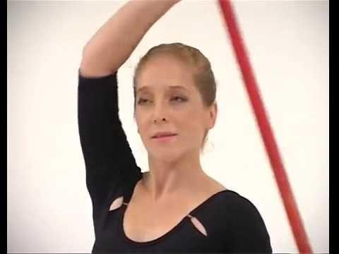 Упражнения при остеохондрозе.  Шейно грудной отдел (2) - YouTube