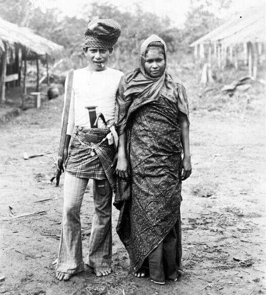 1901. Aceh.