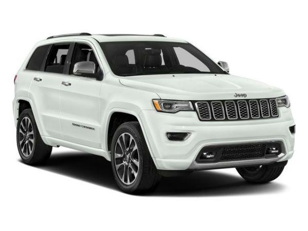 2018 Jeep Grand Cherokee Overland Grand Cherokee Overland Jeep