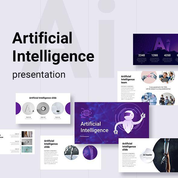 Artificial Intelligence Keynote Template Download Keynote