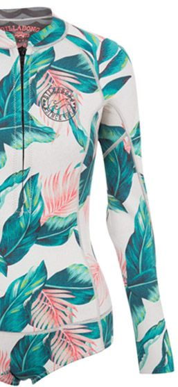 Love Billabong's new Surf Capsule wetsuits for summer @billabongeurope