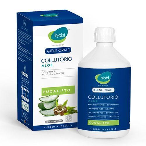 Colutorio Aloe Vera y Eucalipto 500 ml