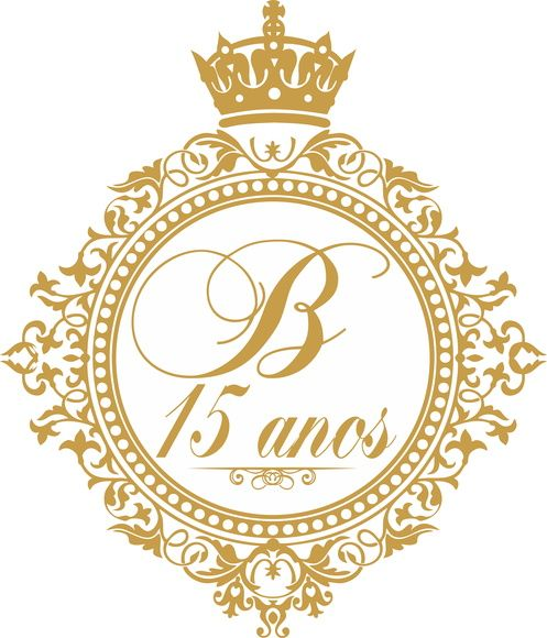 Brasão 15 Anos/Casamento| Arq. Digital